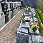 選べる3つの墓地形態